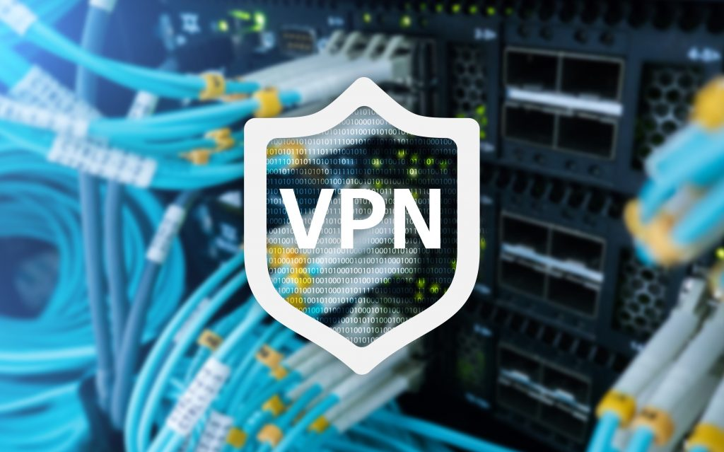 VPN service network